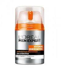 L'oreal Men Expert Hydra Energetic veido kremas vyrams